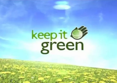 Keep it Green Show Wrap